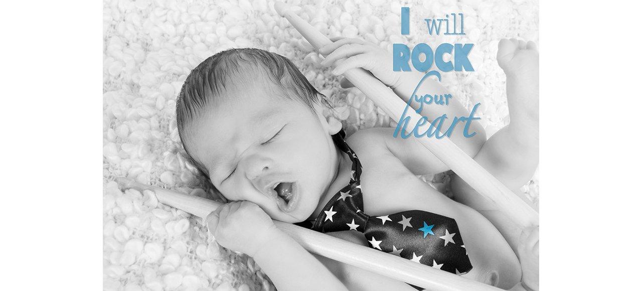 newborn rockt